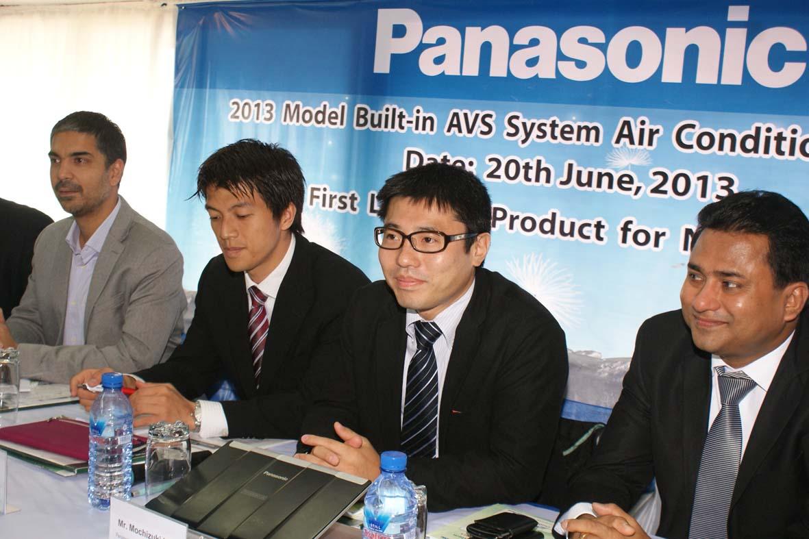 Panasonic lauch econavi airconditioners 2