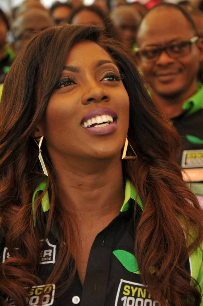 Forte-Oil-Unveils-Tiwa-Savage-as-Amnbassador-1