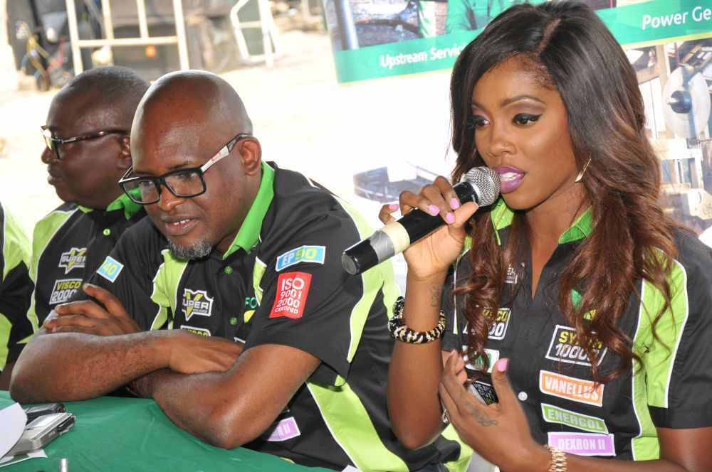 Forte-Oil-Unveils-Tiwa-Savage-as-Amnbassador-and-4