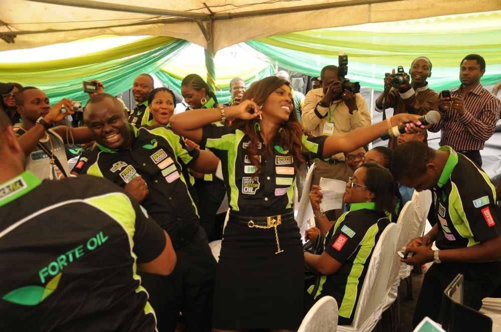 Forte-Oil-Unveils-Tiwa-Savage-as-Amnbassador-and-6
