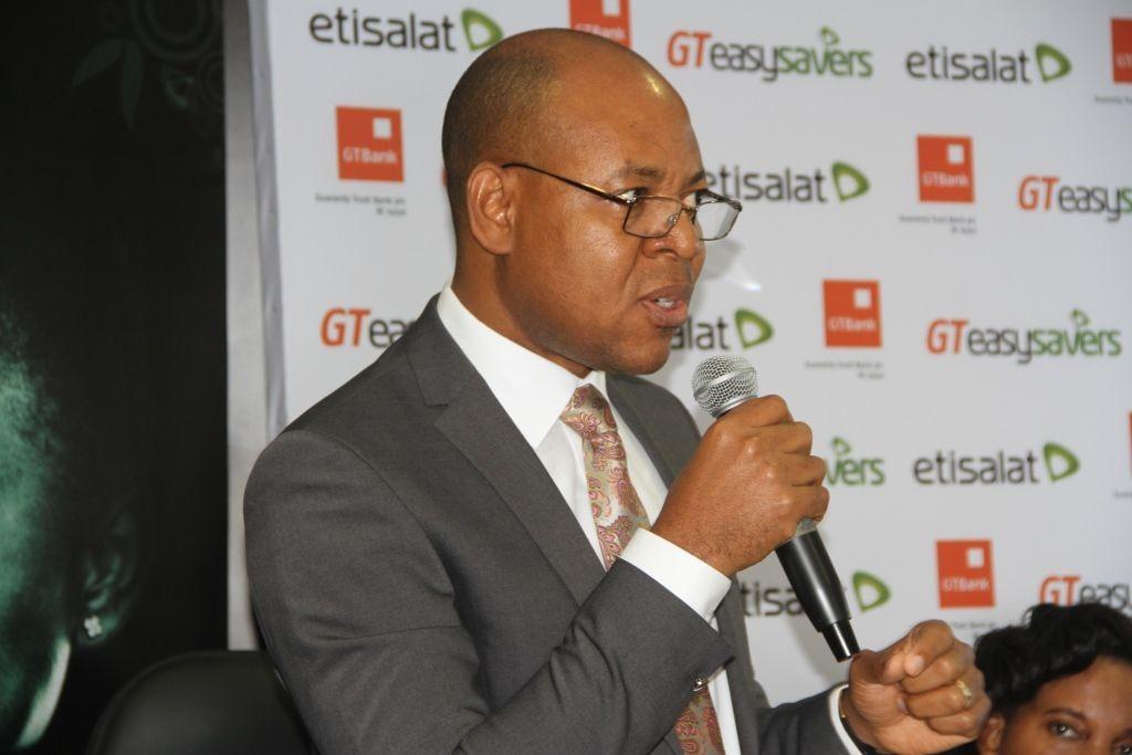 Director, Business Segment at Etisalat Nigeria, Lucas Dada