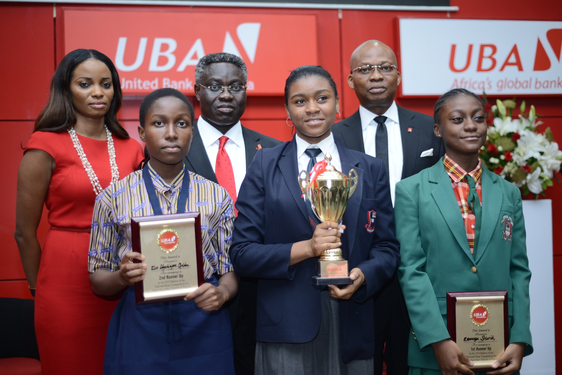 intercontinental bank essay competition winners