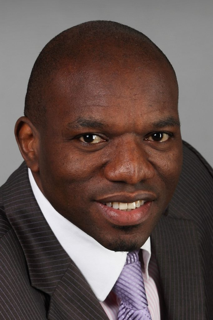 Nick Imudia, Regional Director, Nigeria and Central Africa at Alcatel