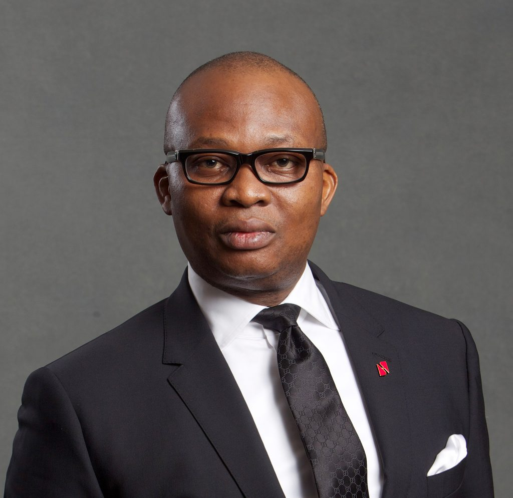 Group Managing Director/CEO, UBA Plc, Mr. Kennedy Uzoka