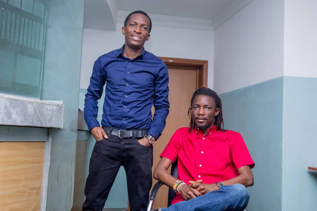 Shola Akinlade and Ezra Olubi-paystack-co-founders