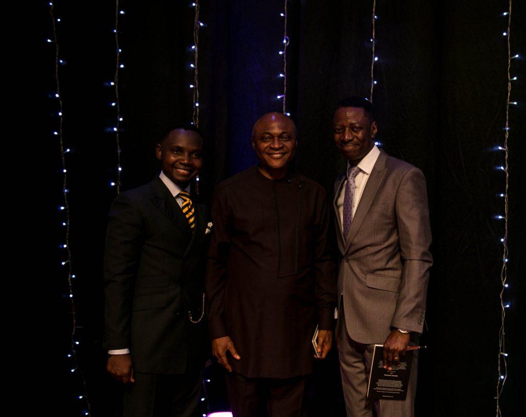 Teju Babyface, Ken Ikpe, Sam Adeyemi
