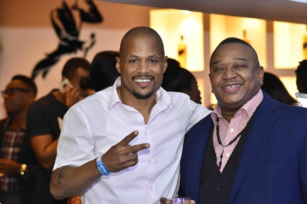 Ciroc Cicle Nigeria Hosts Media Personalities with Roger Bonds