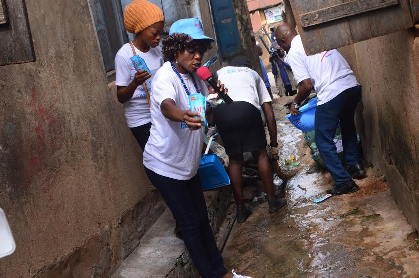 Hypo 'Team Up to Clean Up' initiative: recounting the gains of community clean up exercise (Photos)