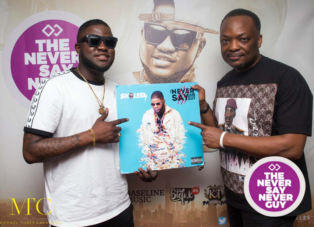 Skales and DJ Abass