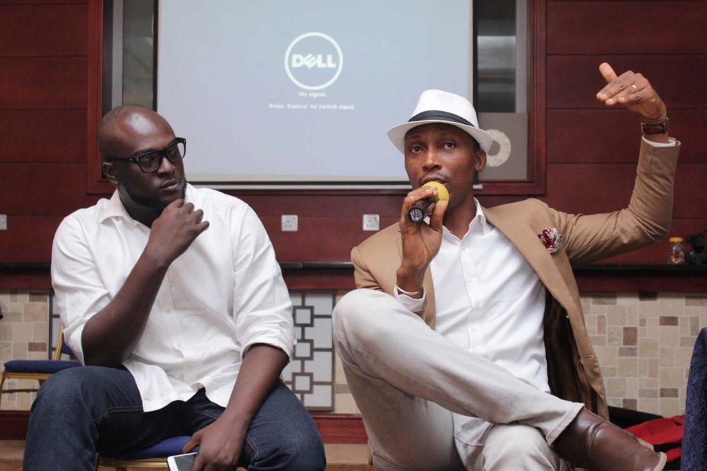 Jide Taiwo & Frank Donga