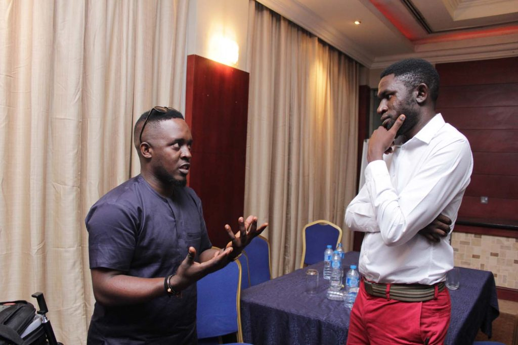 M.I & Osagie Alonge, Pulse NG