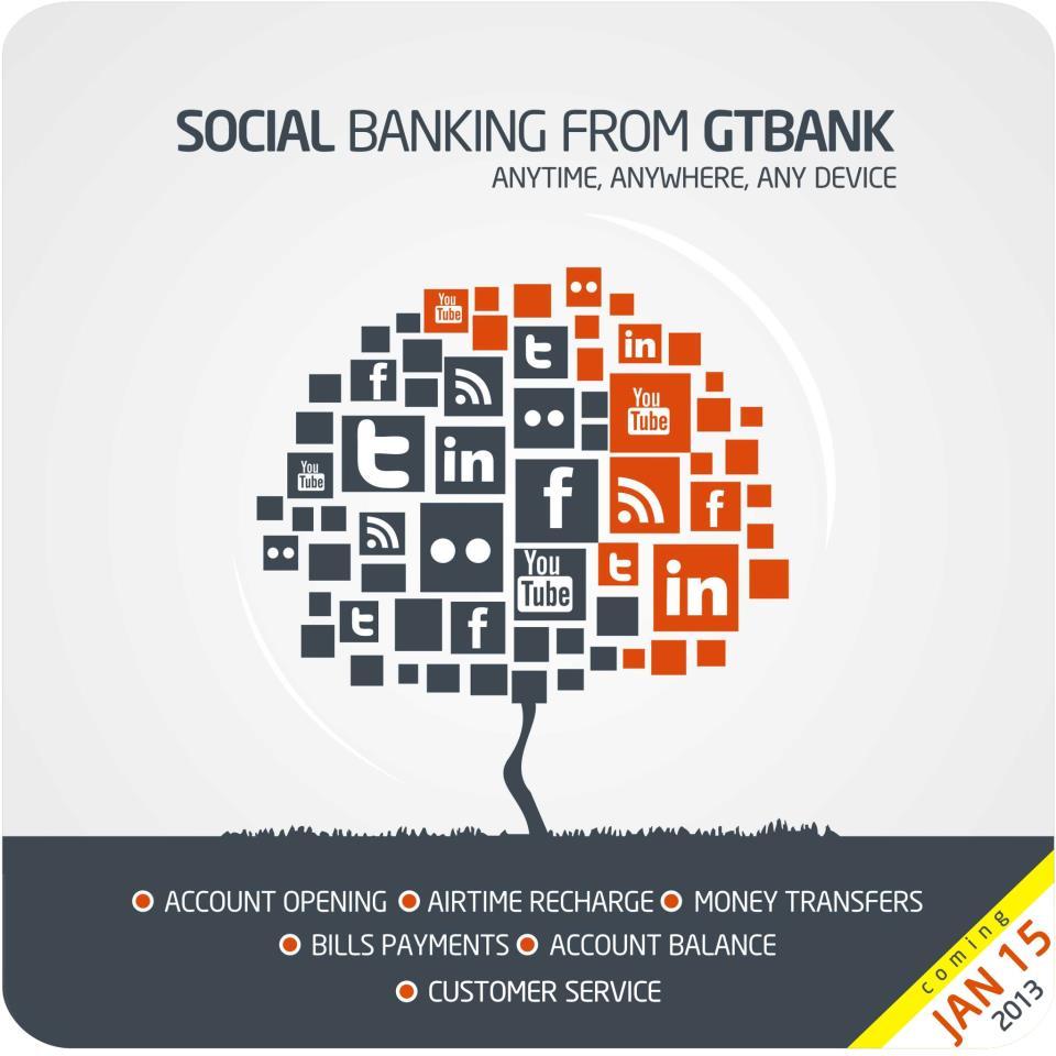 GTBank Pioneers Social Banking in Nigeria – Brandessence