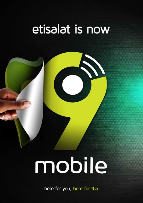 Life Begins at 9 as Etisalat Nigeria Becomes 9mobile